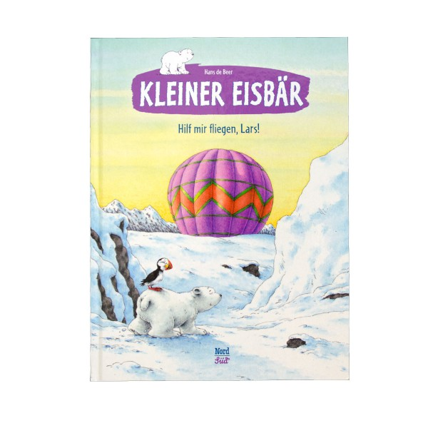 "Kinderbuch ""Kleiner Eisbär"""