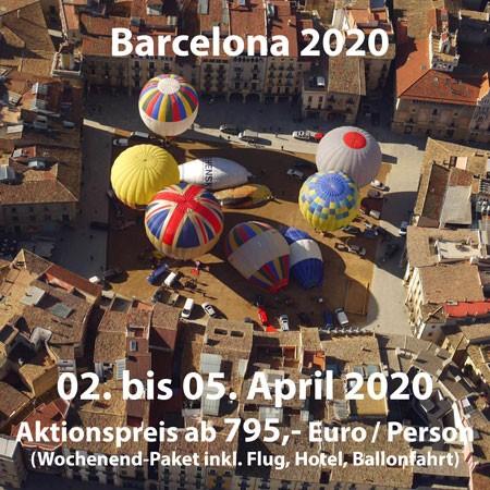 LongWeekend Barcelona 2020
