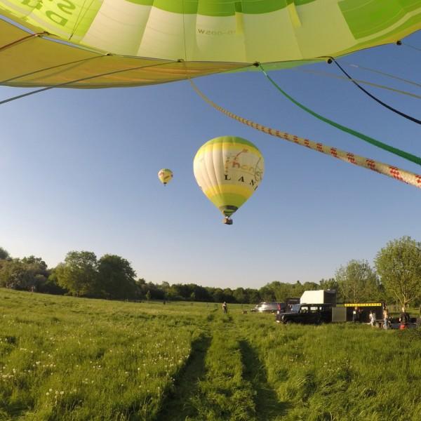 Ballonfrühling in Mainz