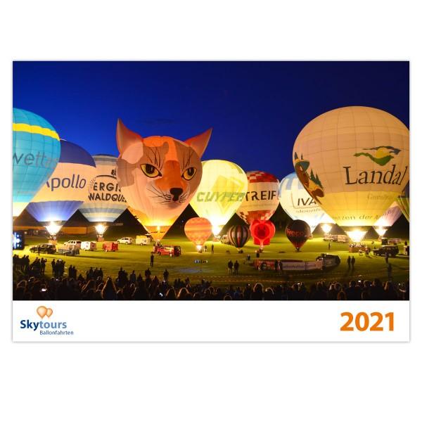 Wandkalender 2021 DIN A3
