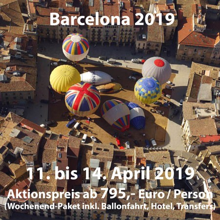 LongWeekend Barcelona 2019