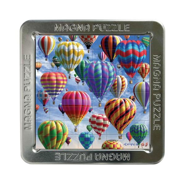 "Magma 3D-Puzzle ""Heißluftballone"""