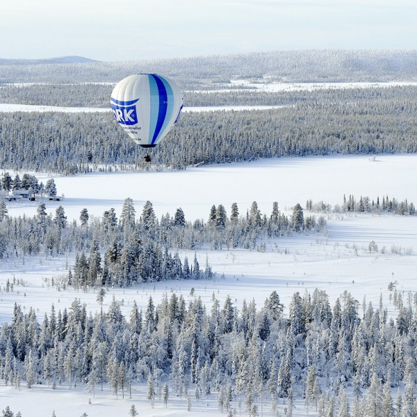 Arctic LongWeekend Lappland 2019