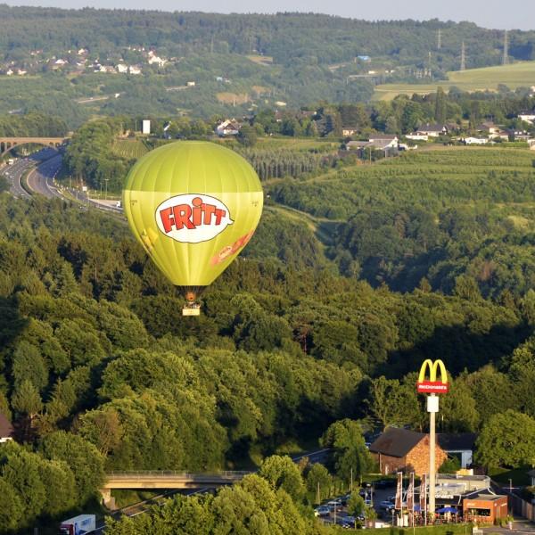 Ballon statt Balkon in Remscheid