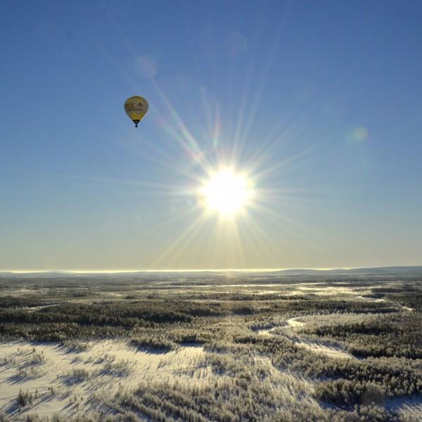 Arctic BalloonWeek Lappland 2019